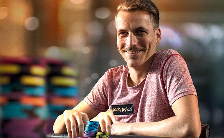 Philipp Gruissem team partypoker