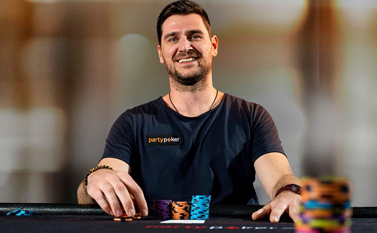 Josip Simunic team partypoker